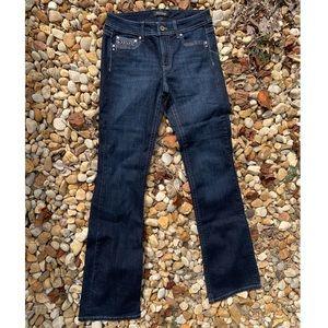 WHBM Jeans Blanc 4R